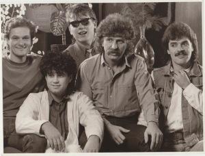 1983-1989 GU GU prva postava
