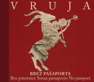 Naslovnica: Vruja / Brez Pašaporta