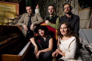 Kaja Draksler Acropolis Quintet